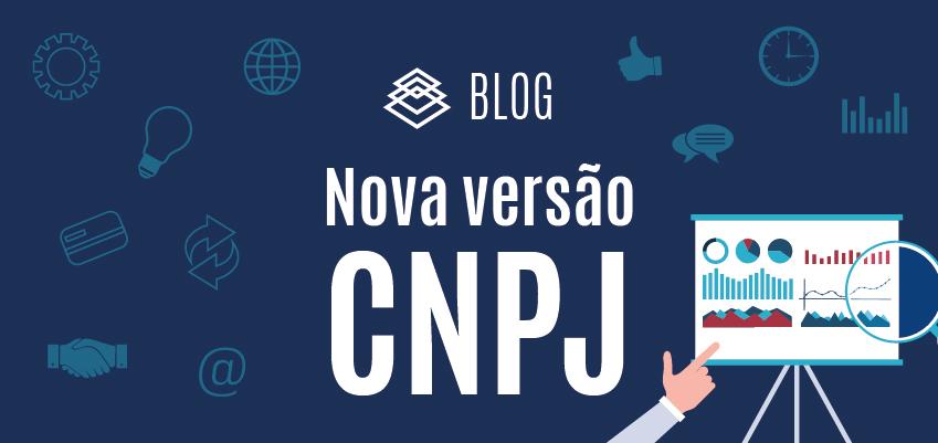 Receita Federal disponibilizará nova versão do CNPJ